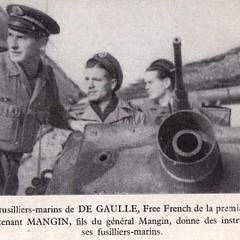 RFM- 1944 - Stanislas Mangin