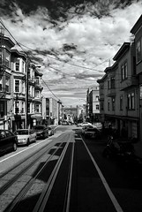 San Fran- Following the trolly photo by Patrick Santucci Photography