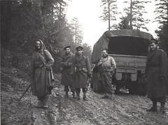 1944-45 - Soldat du 22e BMNA et Fusiliers Marins