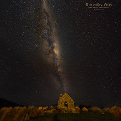The Milky Way photo by Danial Abdullah