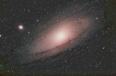 M31 Andromeda Galaxy 2nd September 2013 photo by grahamxx
