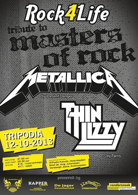 Rock4Life, Masters of Rock