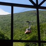 6.28.16 - today marks the 78th anniversary of the Cannon Mtn Aerial Tramway!