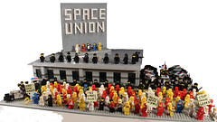 Spaceman Riots! photo by LEGO Police Force