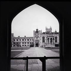 Trinity College photo by Cambridge University