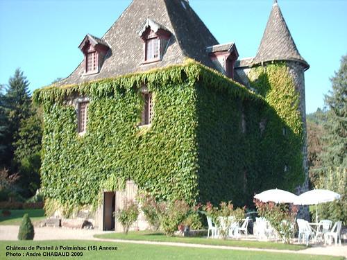 Château de Pesteil à Polminhac (15) Annexe