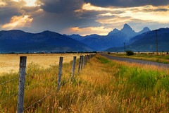 My side of the Tetons photo by Anna Gorin