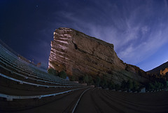 Red Rocks at Night photo by Cat Girl 007