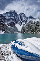Moraine Lake - Canada photo by Jackpicks
