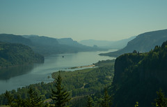 Columbia River Gorge View [Explored] photo by SandyK29