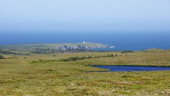 Trepassey Lighthouse from afar