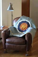Dodecagon Star Quilt photo by Entropy Always Wins