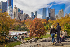 I Recall, Central Park In Fall photo by clarsonx