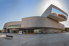 MAXXI – National Museum of the 21st Century Arts photo by Demis de Haan