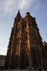Strasbourg Cathedral photo by barnyz
