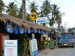 Thaïlande 2 - la plage