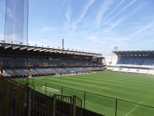 9345536304 5b12f383ed Groundhoppen in Oostende en Brugge