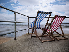 Empty Deck Chairs photo by The Nick Page