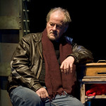 Francis Guinan (Eddie) in DO THE HUSTLE at Writers Theatre. Photos by Michael Brosilow.