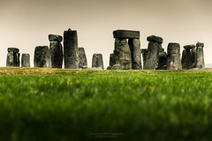 Stones on Grass photo by notjustnut