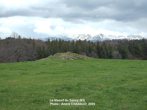 Le Massif du Sancy (63) 1
