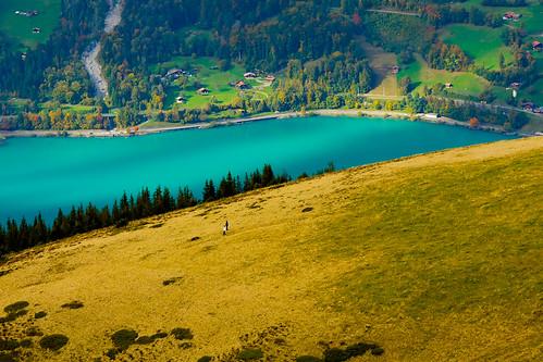 Lac de Brienz - Suisse