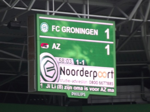 10119147963 0c83852948 FC Groningen   AZ 2 1, 6 oktober 2013