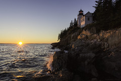Bass Harbor Head Light photo by triggzBb
