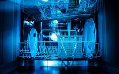 Inside the dishwasher photo by Paddyllac