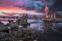 Storm Over Mono Lake photo by Joe Ganster