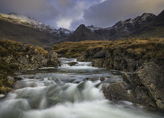 'Fairy Pools' - Glen Brittle, Skye photo by Kristofer Williams