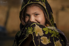 The Pushtun Girl photo by Kamran ( Kami K )