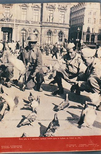 22 BMNA- 1944 - Lyon - Col. René Petitot
