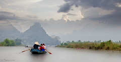 Heading for Perfume Pagoda, Vietnam photo by Warren - wh_nyc (On and Off)