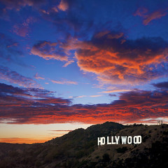 Hollywood Sunset photo by Michael Lawenko dela Paz