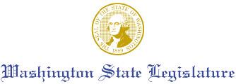 WA State Legislature Text & Logo