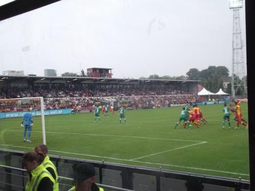 9589728045 1091026eb6 Go Ahead Eagles   FC Groningen 3 3, 25 augustus 2013