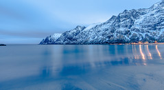 Ersfjord, Senja, Norway. (Explored at no 8) photo by Bhalalhaika