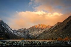 Sierra Sunrise photo by Steve Corey