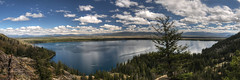 Inspiration Point, Grand Teton National Park HDR Panorama photo by Brandon Kopp