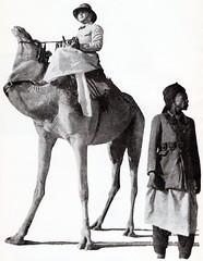 BM 2- Capitaine Amiel et son méhari - Fonds Amiel