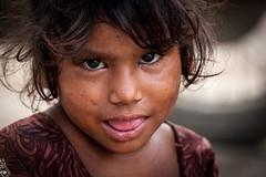 #31 Children Faces: Speaking eyes... Bhim Village | India photo by Daniele Romeo