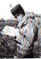 1944 - Italie- Henri Beauge Berube - Source  20 ans en 1940 de Henri Beauge