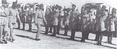 1942- Libye - Alexander Catroux Koenig  1er ra sept 42
