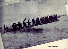 BM 2 - 1941 - Palestine- Défilé du BM 2 à  Qastina