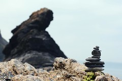 A Stack and a Rock photo by haberlea