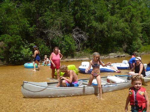 Family Canoe Trip 2013