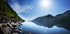 Loch Lochy Panorama photo by rossmac100