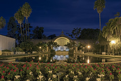 Late Evening at The Botanical Building photo by charles25001