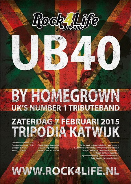 Homegrown UB40